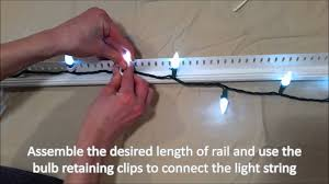 light rail holiday schedule holiday light rail installation instructions youtube