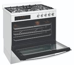 Westinghouse 5 Burner Gas Cooktop Westinghouse Wfep915sb 90cm Dual Fuel Pyrolytic Oven Buy From