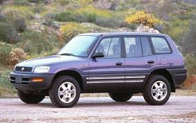1999 toyota rav4 information and photos zombiedrive