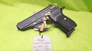 bersa thunder 380 black gold 380 acp 3 5 7 1 for sale