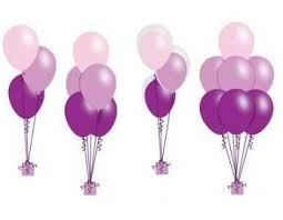 ballon boquets balloon decor