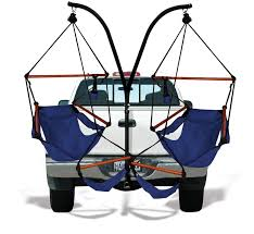 hammaka trailer hitch stand cotton chair hammock with stand