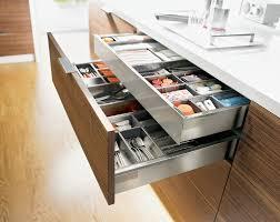 standard and inner drawer blum by hafele innovative storage