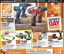 home depot black friday ad 2016 husky home depot weekly ad june 9 22 2016 father u0027s day savings