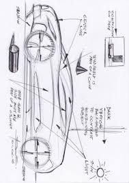car sketch tutorial using markers basic rules u2013 www lucianobove com