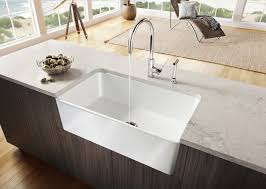 sinks faucets choosen right modern stylish pull down chrome