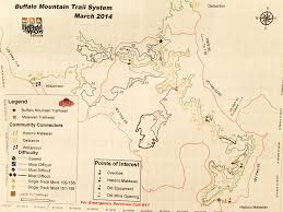 Viking Map Hatfield Mccoy Buffalo Mountain Trail System Map Yamaha Viking Forum