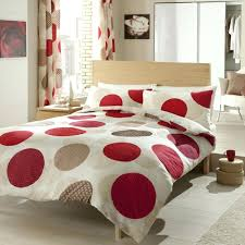 red black and cream duvet covers red and cream stripe duvet cover