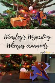 140 best christmas images on pinterest harry potter ornaments