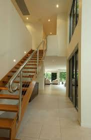 Modern Stair Handrails Designs Ideas Modern Interior With Wood Modern Staircase And