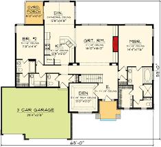 ranch floor plans open concept ranch floor plans open decohome