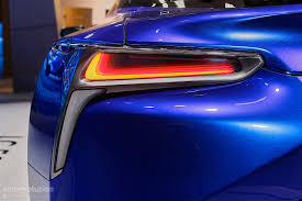 lexus lc in blue lexus lc cabriolet is considered for production autoevolution