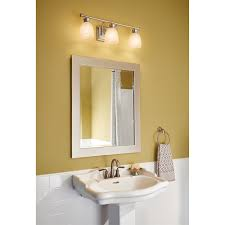 progress lighting p2115 lucky 8 1 light bathroom wall sconce