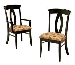 dining room chair cover ideas dark brown polished wooden dining chair with back also patterned
