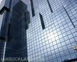 london glass building modern glass building london england dual monitor background for