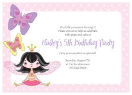 printable fairy invitations printable invitations
