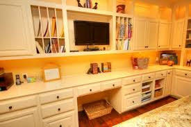 Craft Room Cabinets All Dressed Up