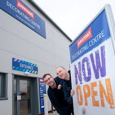 Dazzling new Decorating Centre opens in Dundee