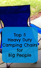 2 Position Camp Chair With Footrest 73 Best Best Heavy Duty Camping Chairs For Big People Images On