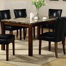 Travertine Dining Room Table Kitchen Table Adorable Grey Marble Dining Table And Chairs