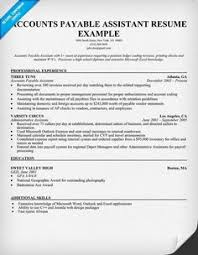 accounts payable resume exle writing service write background information dissertation offers