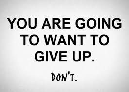 Motivational Fitness Memes - don t ever give up because what happens if what you were