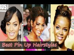 black women pin up hair do black african american women best pin up hairstyles youtube