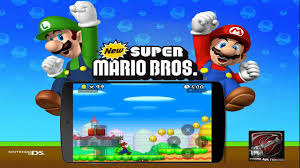 drastic ds android apk drastic ds emulator new mario bros gameplay 2015 hd