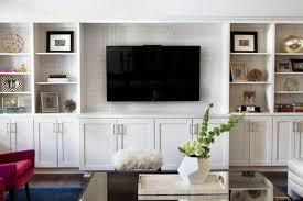 Different TV Wall Units That Brings Positive Vibrations In - Decor pad living room