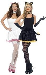 party cat costume ladies animal fancy dress