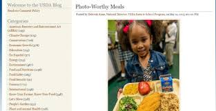 Healthy Food Meme - usda publishes healthy food photo to combat thanksmichelleobama