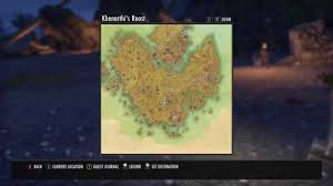Elder Scrolls Map The Elder Scrolls Online Tamriel Unlimited Map Size Youtube