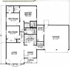 outstanding 4 bedroom luxury bungalow house floor plans