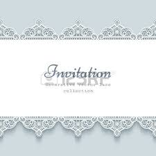 ornamental frame with paper lace borders ornate lace ribbon