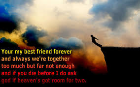 Best Friend Wallpaper by Friendship Quotes Wallpaper Hd Wallpapersafari
