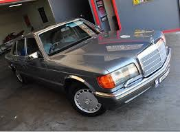 mercedes 420sel 1989 mercedes 420sel matmerc shannons