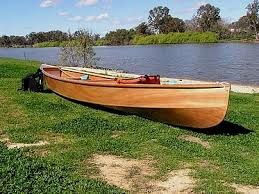 eureka plywood canoes review of lightweight version 15kg