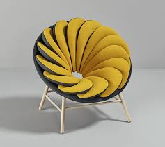 Best Furniture Company Chairs Design Ideas Marc Venot Has Designed A New Chair With 14 Overlapping Pillows