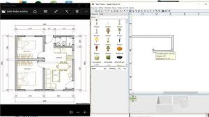 Sweet Home 3d Floor Plans by Sweet Home 3d Aula 1 Levantando Paredes Youtube
