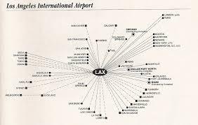 Qatar Airways Route Map the timetablist american airlines hub maps 2002 lax