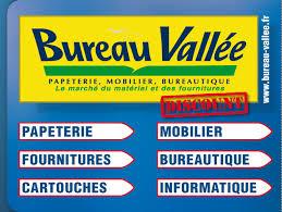 logo bureau vallee bureau vallée le discount est dans notre nature studio créatif