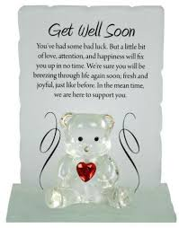get well soon teddy get well soon gifts ebay