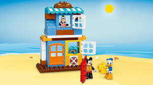 10827 mickey u0026 friends beach house lego duplo products and sets