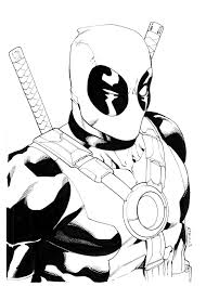 printable deadpool coloring pages jpg 1150 1600 4 kids