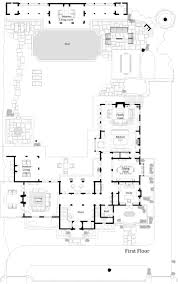 modern house plans with courtyard u shaped floor front garage hahnow