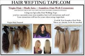 goldie locks clip in hair extensions hair wefting hair extension diy seamless hair