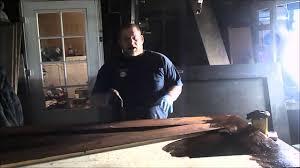 Distressed Barn Door by Distressing A Barn Door Youtube