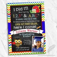 create your own graduation announcements astounding pre k graduation invitations to create your own