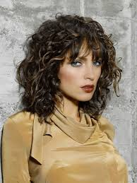 Bob Frisuren Locken Bilder by Frisuren Ab 40 Locken Beste Frisuren 2017