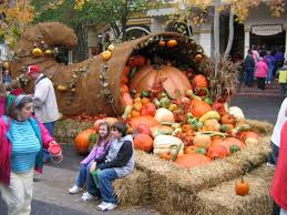 Fall Harvest Decorating Ideas - martha stewart outdoor halloween decorations pin festive